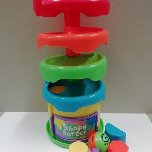boîte à forme