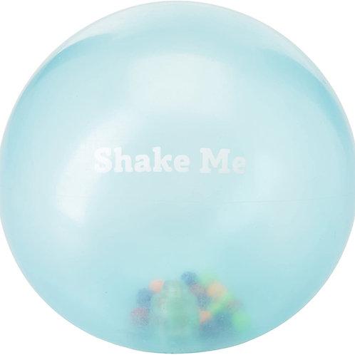 Ballon Souple Transparent Arc en Ciel