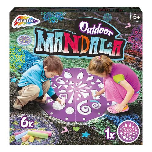 Mandala d'extérieur