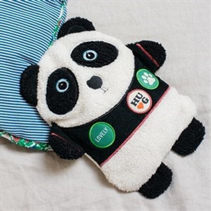 Coussin chauffant Panda