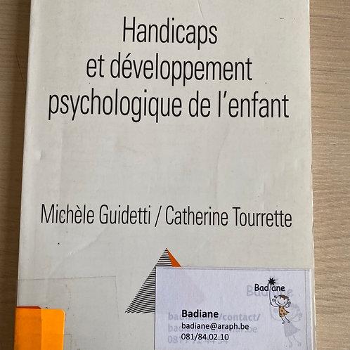 Handicaps et développement psychologique de l enfant
