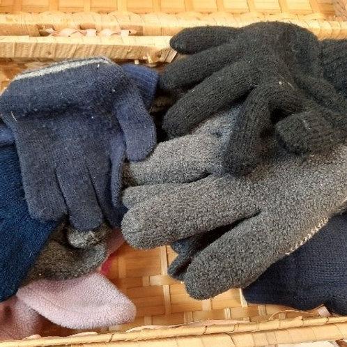 Valisette déguisement gants