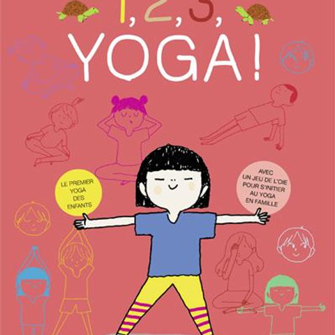 1,2,3, yoga!