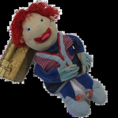 Poupée-marionnette
