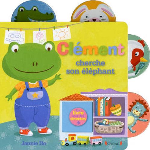 Clément cherche son éléphant
