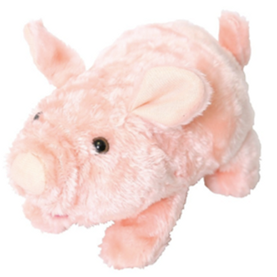 Cochon animé