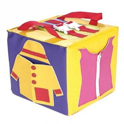 Cube d'habillage