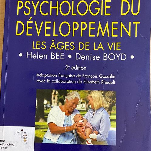 Psychologie du développement les âges de la vie
