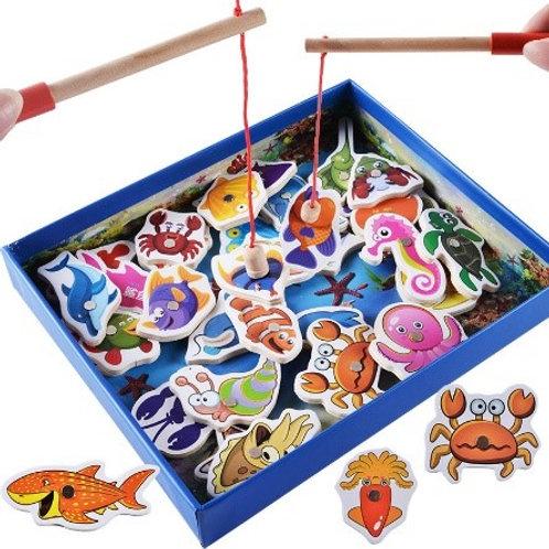 Pêche à la ligne