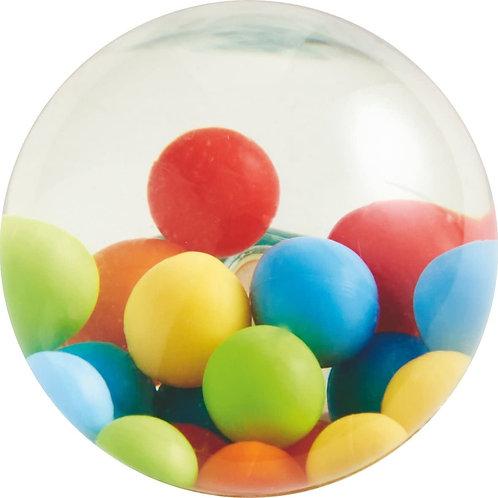 Bille à effets Balles multicolores