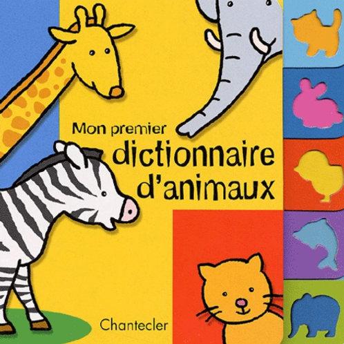 Mon premier dictionnaire d'animaux