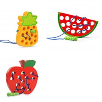 Fruits Montessori