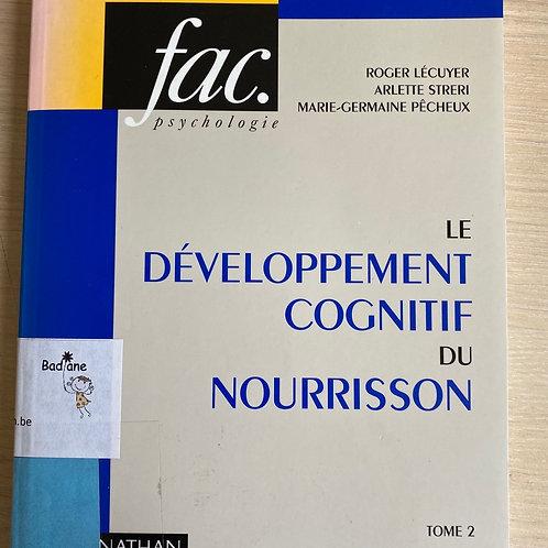 Développement cognitif du nourrisson