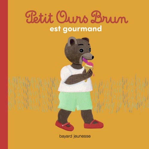 Petit Ours Brun est gourmand