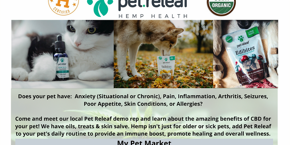 Pet Releaf Demo