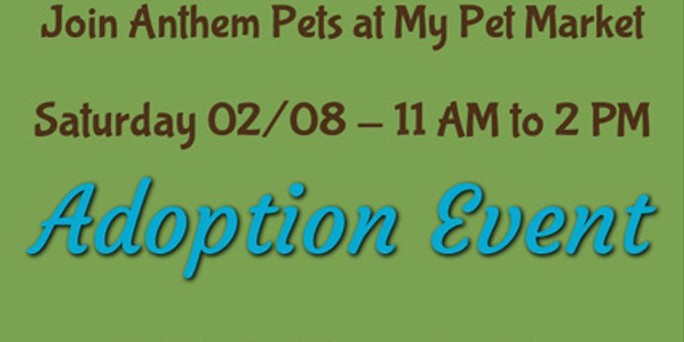 My Pet Market Adoption Event (1)