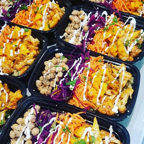 Personalized Weekly Meal Plans - 1 Week