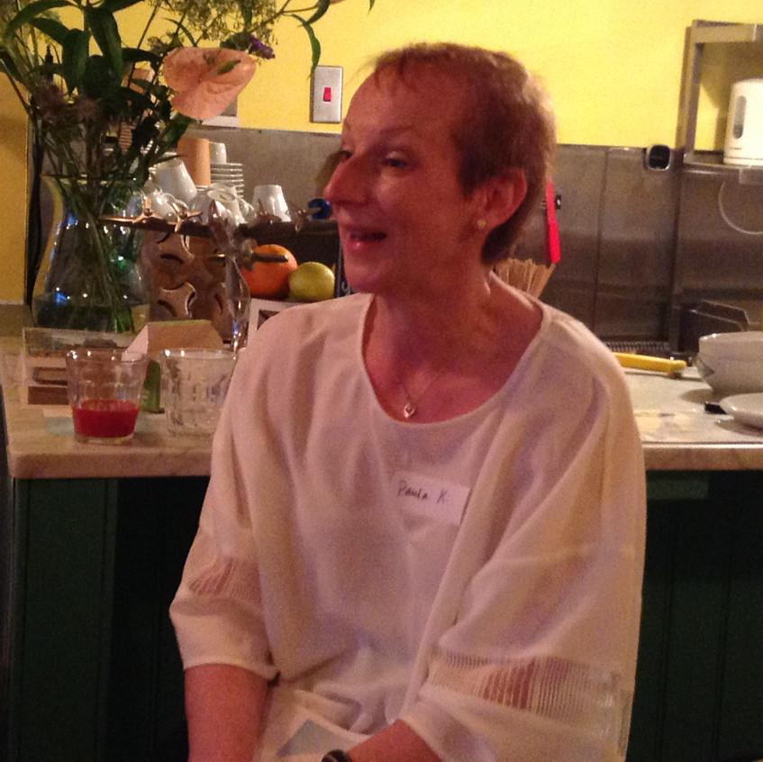 Deborah Inspirational Breast Cancer survivor