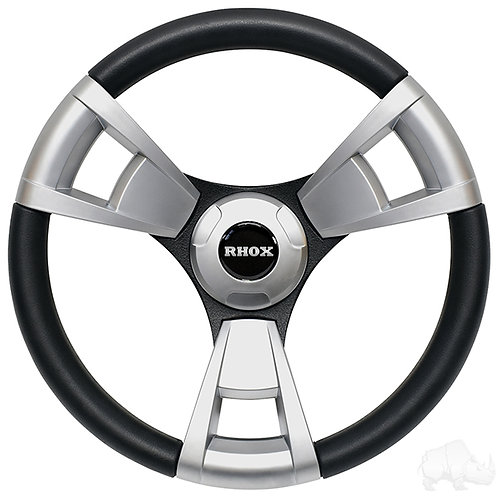Fontana Steering Wheel, Brushed, Yamaha