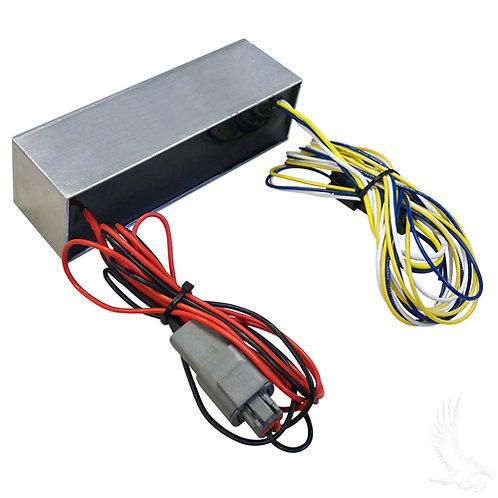 OEM Style Voltage Reducer, 36V-48V to 12V 30Amp