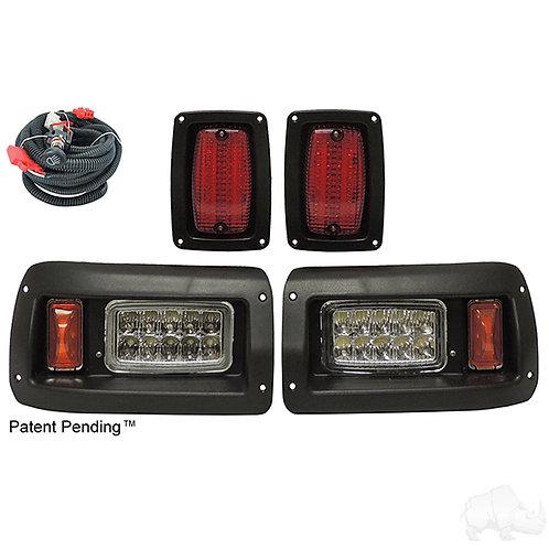 RHOX LED Super Saver Complete Light Kit, Club Car DS 93+