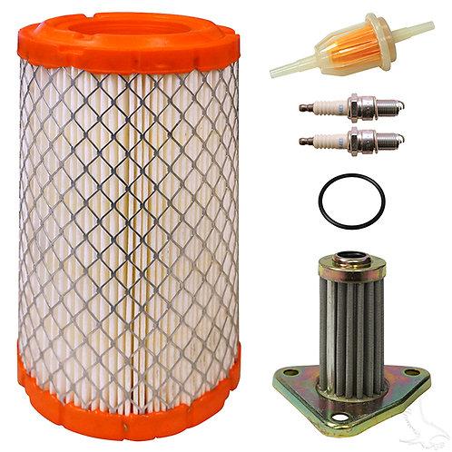 Tune Up Kit, E-Z-Go 4 Cycle 295/350cc Gas 05+ w/o Oil Filter