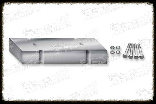1 Inch Front Lift Block Kit for Club Car DS
