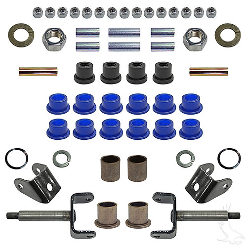 Front Suspension Rebuild Kit, Club Car DS