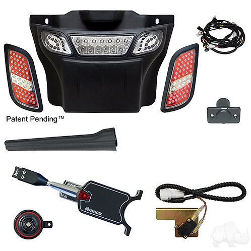 LED Light Bar Kit, E-Z-Go RXV 08-15 (Standard, Electric)
