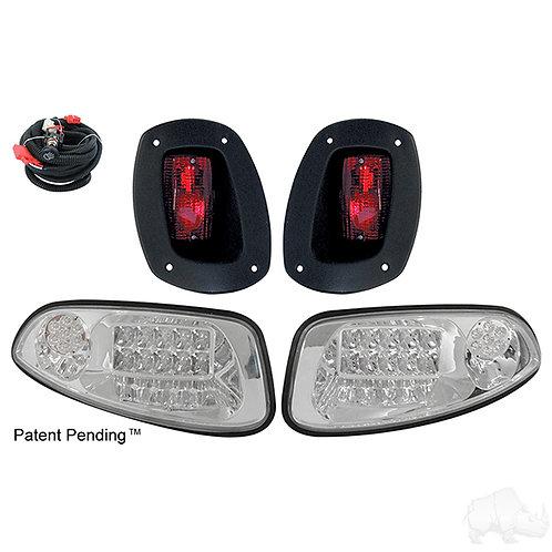 LED Super Saver Clear Factory Light Kit, E-Z-Go RXV 08-15
