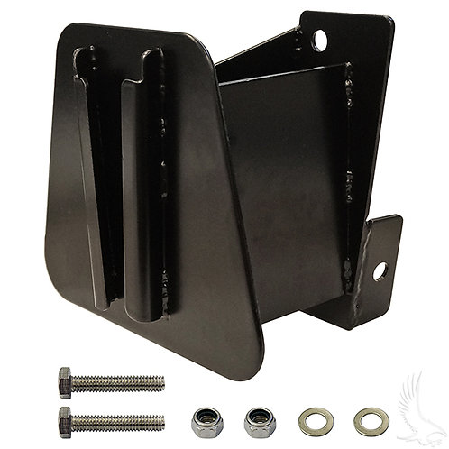 Cooler Mounting Bracket, Economy, Passenger Side, Club Car DS New Style
