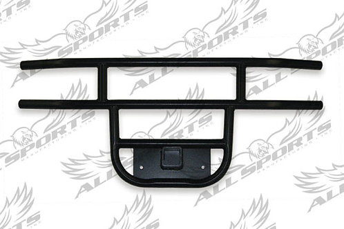 Brush Guard for Club Car DS with Receiver Hitch