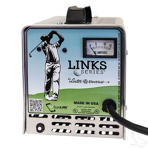 Lester LINKS Series Charger for Club Car 48V