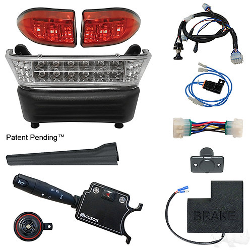 RHOX LED Light Kit, 2004-08.5 Precedent, DLX Turn Switch, OE Style Brake Switch)