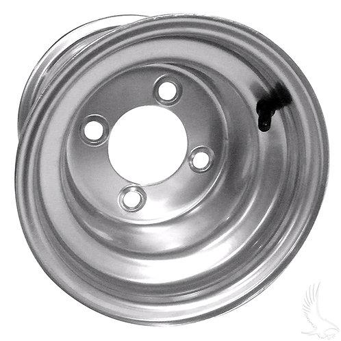 Steel, Silver, 10x8 3:5 offset