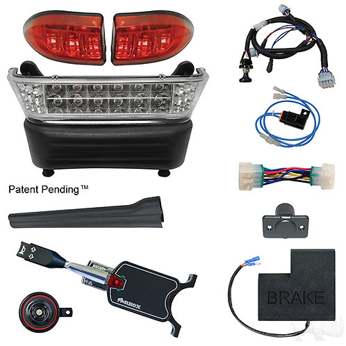 RHOX LED Light Kit, 2004-08.5 Precedent, Std Turn Switch, OE Style Brake Switch)