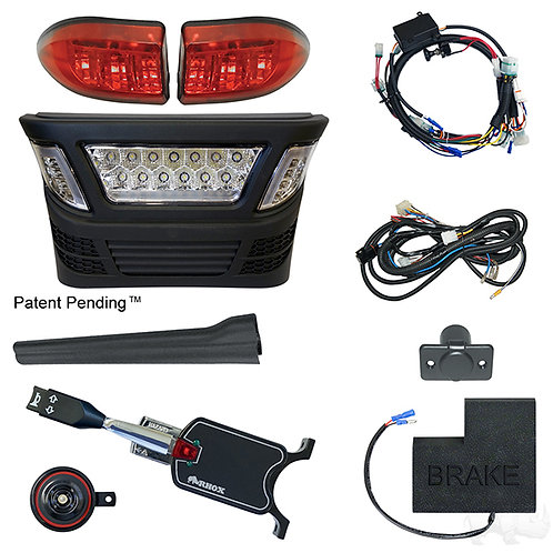 RHOX LED Light Kit w/MultiColor, Precedent Elec 2008.5 + -Std TS/OE Brake Switch