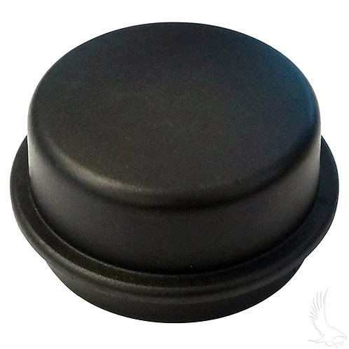Dust Cover, Spindle Black Plastic, Club Car 2003.5+