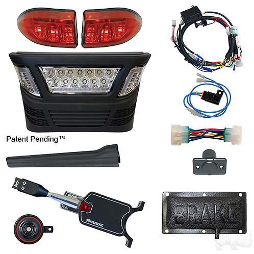 RHOX LED Light Kit, MultiColor LED, 2004-08.5 Electric, All Gas, STD/Pressure Sw