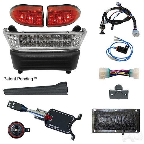 RHOX LED Light Kit, 2004-08.5 Precedent, Std Turn Switch, Pressure Brake Switch)