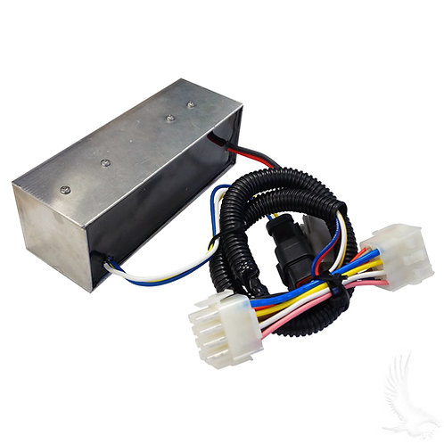 Plug & Play, OEM Style Voltage Reducer for CC Precedent, 20/30A