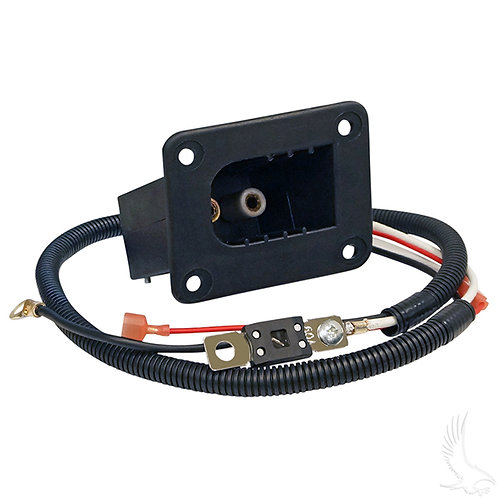 Receptacle Assy, E-Z-GO PowerWise