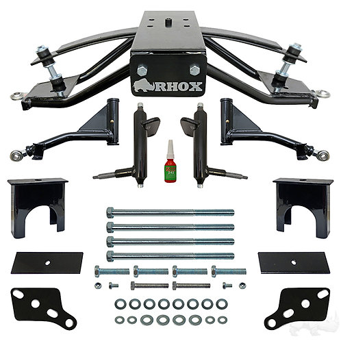 "RHOX 6"" Standard A-Arm Lift Kit, Club Car Tempo, Onward, Precedent"
