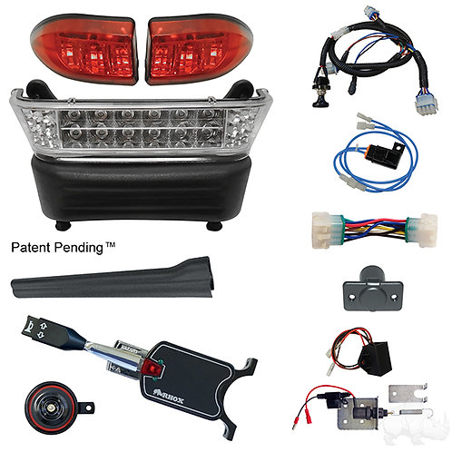 RHOX LED Light Kit, 2004-08.5 Precedent, Std Turn Switch, Linkage Brake Switch)