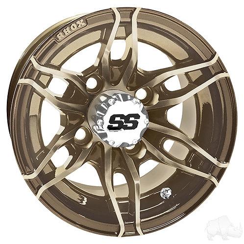 RHOX RX376, Bronze, 10x7 ET-25
