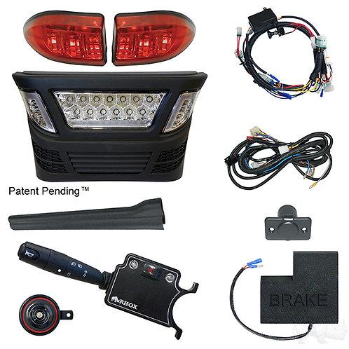 RHOX LED Light Kit w/MultiColor, Precedent Elec 2008.5+, DLX TS/OE Brake Sw