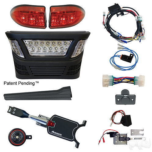 RHOX LED Light Kit, MultiColor LED, 2004-08.5 Electric, All Gas, STD/Linkage Sw