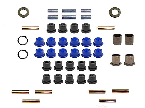 Full Bushing Kit, OEM, Front & Rear, Club Car DS