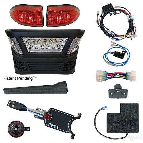 RHOX LED Light Kit, MultiColor LED, 2004-08.5 Electric, All Gas, STD/OE Switch