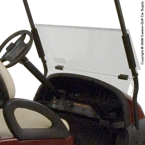 Fold-Down Windshield for Club Car Precedent